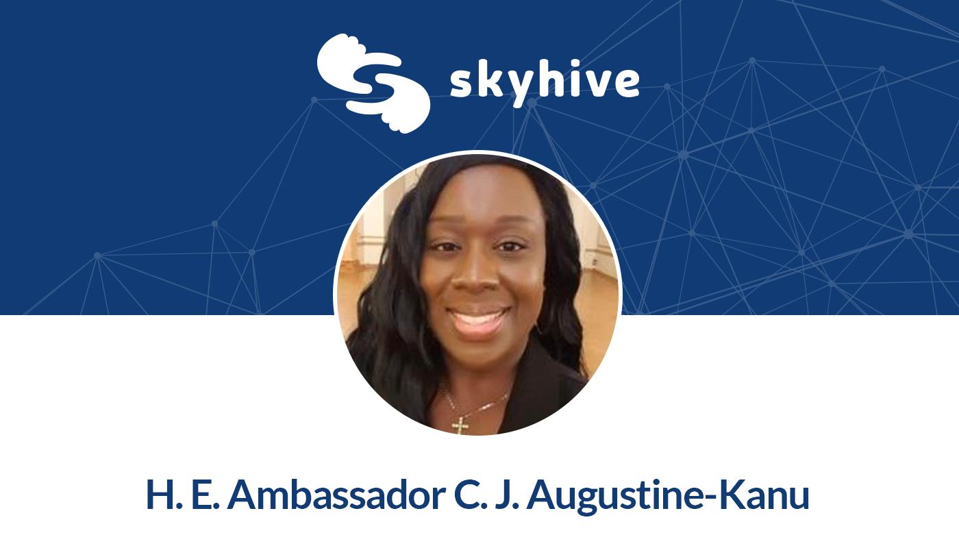 H. E. Ambassador C. J. Augustine-Kanu Joins SkyHive Advisory Board