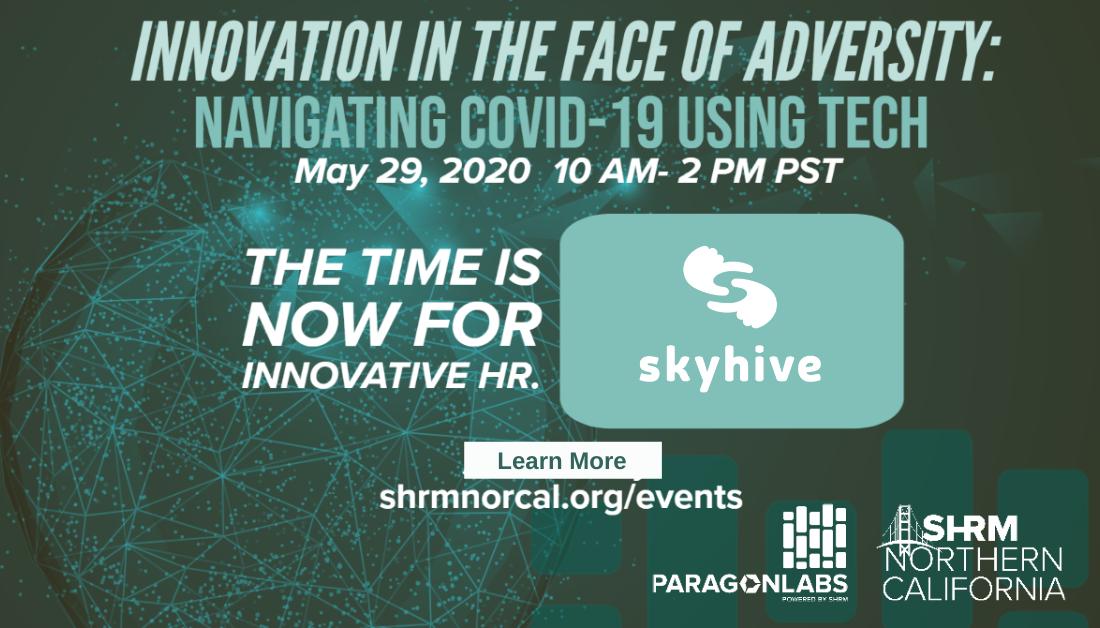 SkyHive Showcased at SHRM Virtual Summit