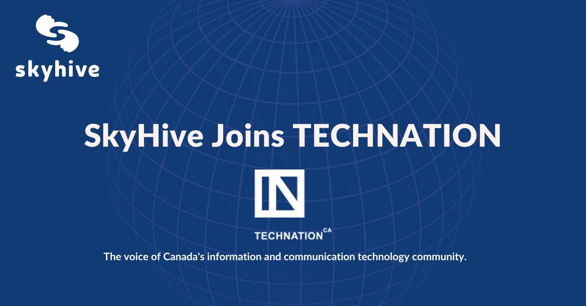 SkyHive joins TECHNATION