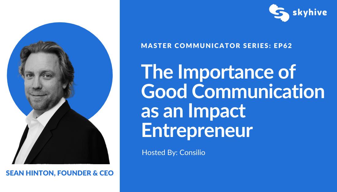 Social Impact Entrepreneur